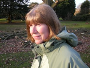 Visiting the Yorkshire Sculpture Park, January 2015, in search of inspiration - hence the rather pensive expression!