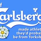 If Carlsberg made athletes…